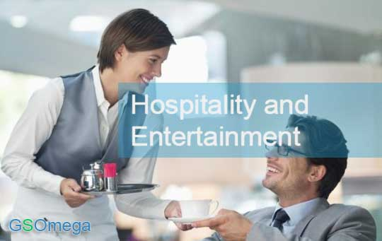 Hospitality and Entertainment