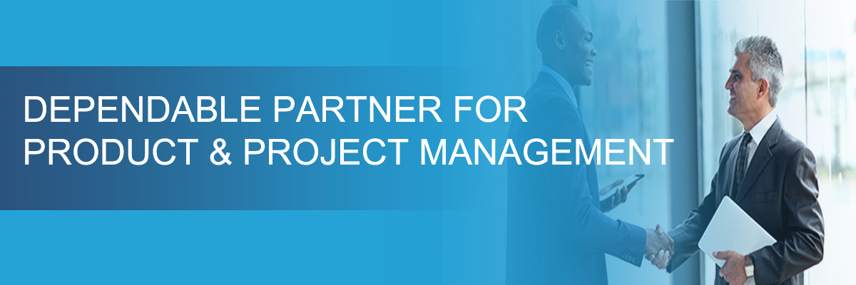 Dependable Partner for Product & Project Management